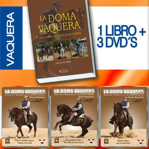Doma Vaquera training course